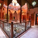 étage du Riad