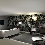 Suites feature extraordinary furnishings, surface flooring, and amenities to ensure the highest