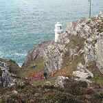 Sheeps head peninsula - this lighthouse is a must see when you get there