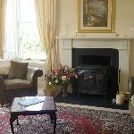 Relax in the lounge with real Scottish hospitality