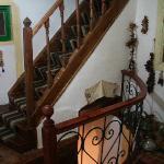 La dichosa (pero bonita) escalera :-)