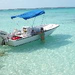 """Our """"Yacht,"""" the Jolly Rancher"""