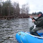 River trips for Salmon and Steelhead