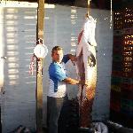 EL FAMOSO  PIRARUCU el pescado con escamas mas grande del RIO Amazonas