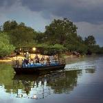 Kakadu by Night boat cruise