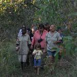Jenny's bushtucker walk