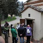 Kleinste kapel waarin bijzonder element