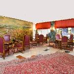 Hotel Royal Lobby