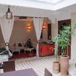 Riad 107 Lounge