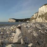 The White Cliffs at St Margarets Bay