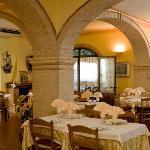 Hotel Ristorante Casa Rossa Foto