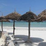 spiaggia Samaki bassa marea