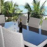 Beachfront Balcony Unit no 208