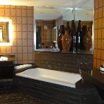 Our huge bathroom