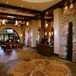 Aji Spa lobby