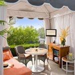 Roof Garden Cabana