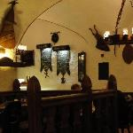The old wine celler (now restaurant)