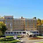 French Lick Springs Hotel --a distinguished property within the French Lick Resort