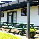 Double cabins. Great budget accommodation