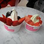 Snog Frozen Yogurt照片