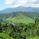 Spectacular views from an Argo 8x8 Rainforest tour