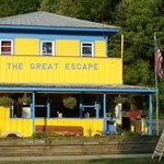 ‪The Great Escape Ice Cream Parlor‬