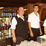 Excellent service at Joseph´s Bar in Mellieha Holiday Centre