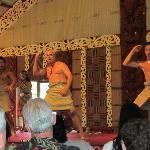 Mauri dancers
