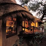 Luxury suite facing Olifants river
