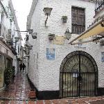 Marbella pedestrianised centre