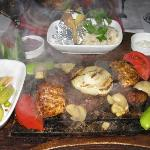 huge and tasty mixed grill or grilled mix :)