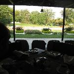 vue du restaurant