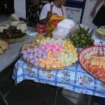 marché du vendredi soir à Bophut