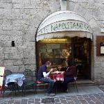 Caffe Napolento exterior