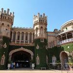 Bangalore palace - Windsor castle look alike?