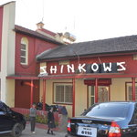 Shinkows at the top of the hill