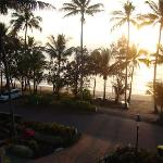 Sunrise at Palm Cove