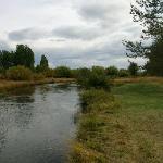 Riverside near Motel