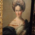 パルミジャニーノの「トルコの女奴隷」