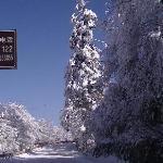 the road to beautiful Ermeishan