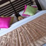 Schlafzimmer/Bett