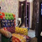 Hypnose Boutique Hotel Istanbul_Gypsy room details