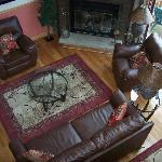Loft Condo Living Room