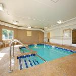 Indoor Heated Swiming Pool