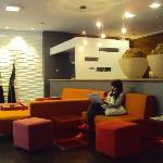 2.-Hotel Expo Barcelona: lobby