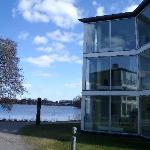 Kolding Byferie - some of the apartments have a view of the lake