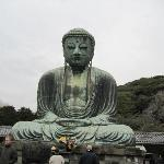 Budda aus Bronze