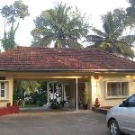 the Cariappas homestay-Polycaud bunglow at Coorg