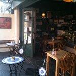 Foto van The Sweet Pea Cafe