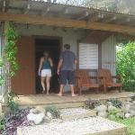Outside Cabana 3